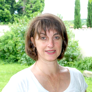 Cécile Caudron Aby
