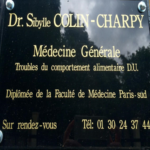 Sibylle Colin Charpy